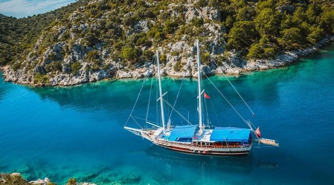 Mavi yolculuk turizmin yıldızı oacak
