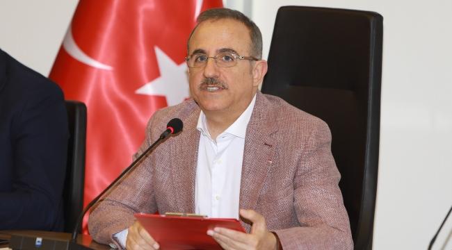 """AK Parti İzmir İl Başkanı Kerem Ali Sürekli; """"Biz çözdük, sorumluluk onlarda!"""""""