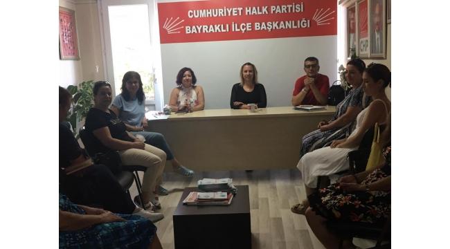 CHP Bayraklı'dan örnek proje
