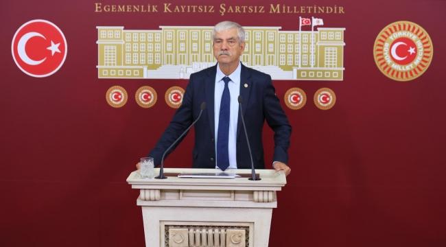 """Milletvekili Kani Beko: """"Atatürk'e dil uzatanlar cumhuriyet kurumlarında koltuğa kurulamaz"""""""