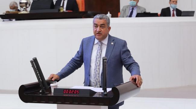 """Serter, esnaf için hükümete seslendi: """"Esnaf destek paketi bekliyor, 16 milyon insanı tefecilere mahkum etmeyin"""""""