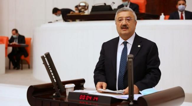 """AK Parti İzmir Milletvekili Necip Nasır """"Mavişehirdeki arsa İzmirlilere hizmet verecek"""""""