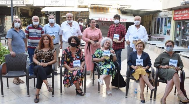 (Foto Galerili Haber) Sosyolog Yazar Neslihan Karayılan, ''Bitmeyen Yolculuk-2'' kitabını tanıttı