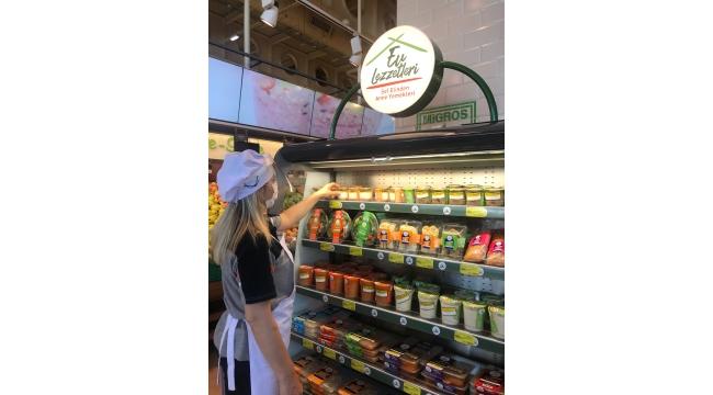 Güvenli, uygun fiyatlı, güvenilir ve leziz yemekler için Migros'tan yeni bir marka: Migros Ev Lezzetleri
