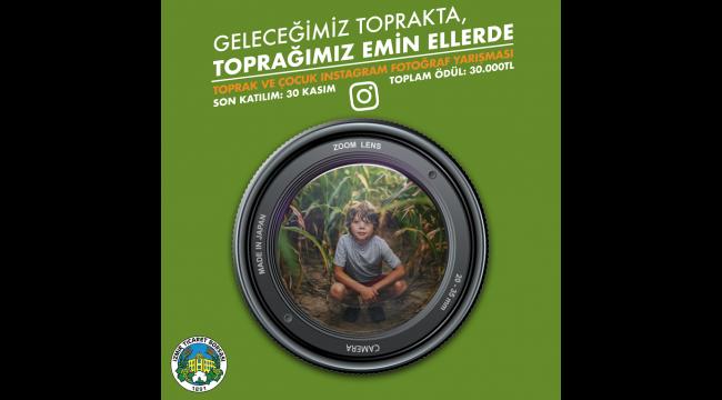 İTB'den toplam 30 bin TL ödüllü Instagram Fotoğraf Yarışması: Toprak ve Çocuk