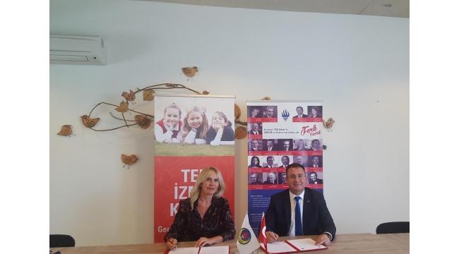 İzmir Yüksek Teknoloji Enstitüsü ile TED İzmir Koleji Arasında Bilimsel İş birliği Protokolü