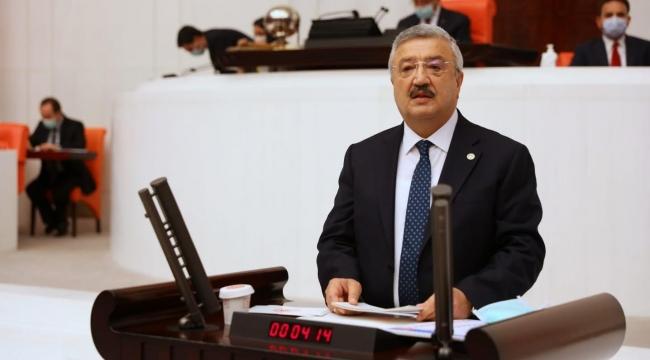 AK Parti İzmir Milletvekili Nasır'dan Kentsel Dönüşüm Çağrısı