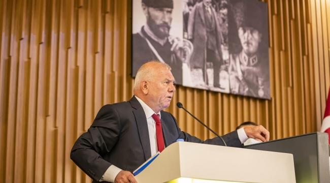 Başkan Karakayalı'dan Vergi Dairesi açıklaması
