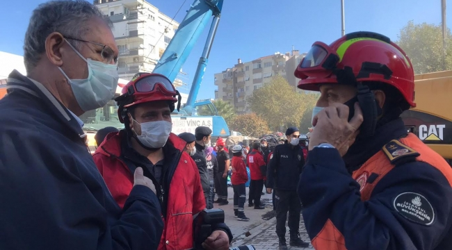 CHP'li Sertel'den itfaiyecilere ikramiye önerisi