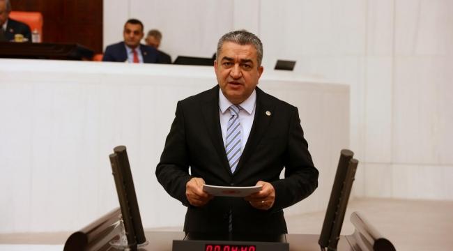 """Serter: """"Ankara-İzmir'e neden 7 yıldır bağlanamadı"""""""