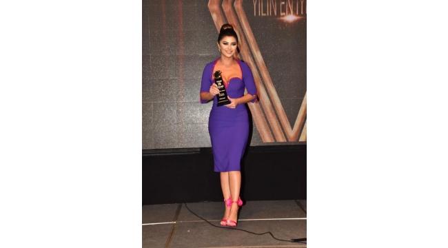 Ödül rekortmeni Pınar Bent