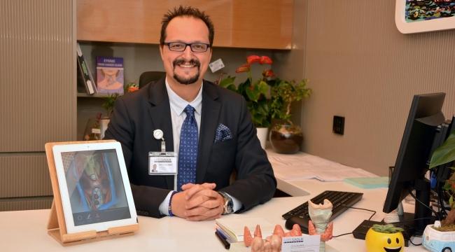 Endokrin cerrahisinde teknolojik gelişmeler avantaj sağlıyor