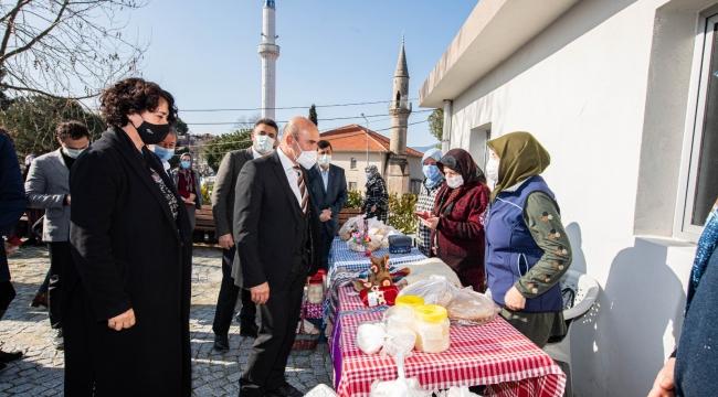 """(Foto Galerili Haber) Soyer: """"Kozak Yaylası agro turizmle kalkınacak"""""""