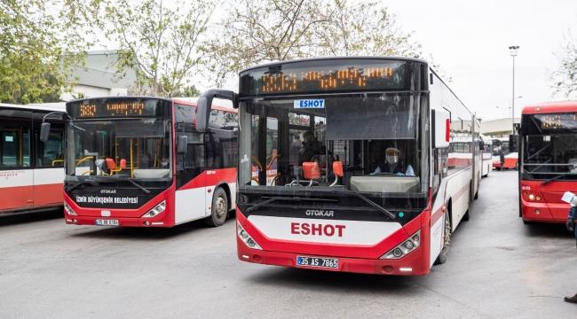 Bayram'da toplu ulaşım yüzde 50 indirimli