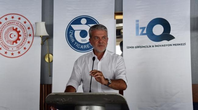 İzQ'da İlk İnovasyon Liderleri Sertifikalarını Aldı