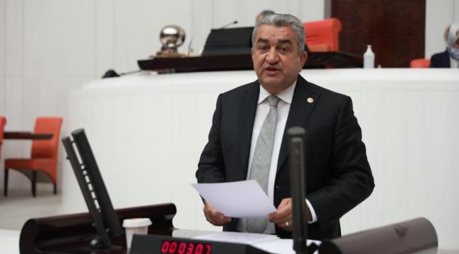 """Serter: """"AKP'nin bitmek bilmeyen servet merakı turizmi bitiriyor"""""""