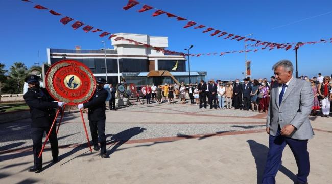 11 Eylül Kurtuluş Parkı açıldı