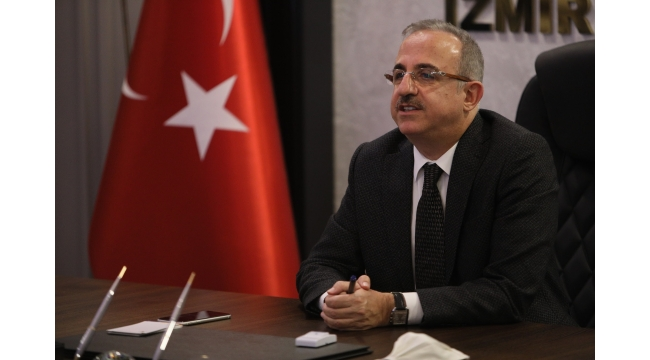 """AK Parti İzmir İl Başkanı Sürekli'den9 Eylül İzmir'in kurtuluşu mesajı: """"9 Eylül bir milattır…"""""""