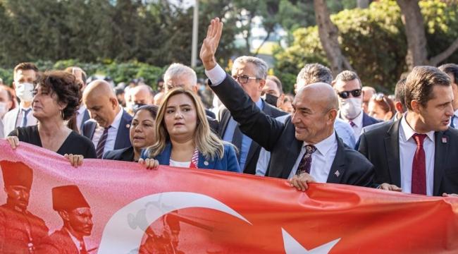(Foto Galerili Haber) İzmirliler tek yürek oldu