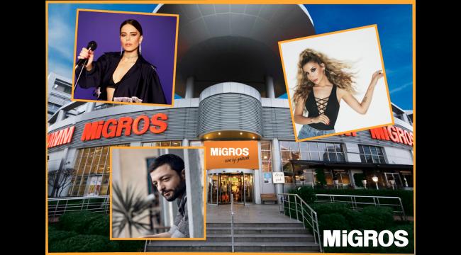 Migros İzmir Enternasyonel Fuarı'nda müzik şöleni yaşatacak