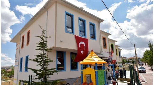 Turkcell, çalışanının adını Ankara'daki anaokulunda ölümsüzleştirdi